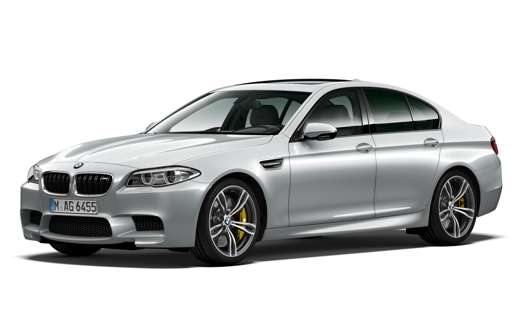 Bmw M5 Pure Metal Edition With 600 Horsepower Bmw Bmw M5 Top 10 Luxury Cars