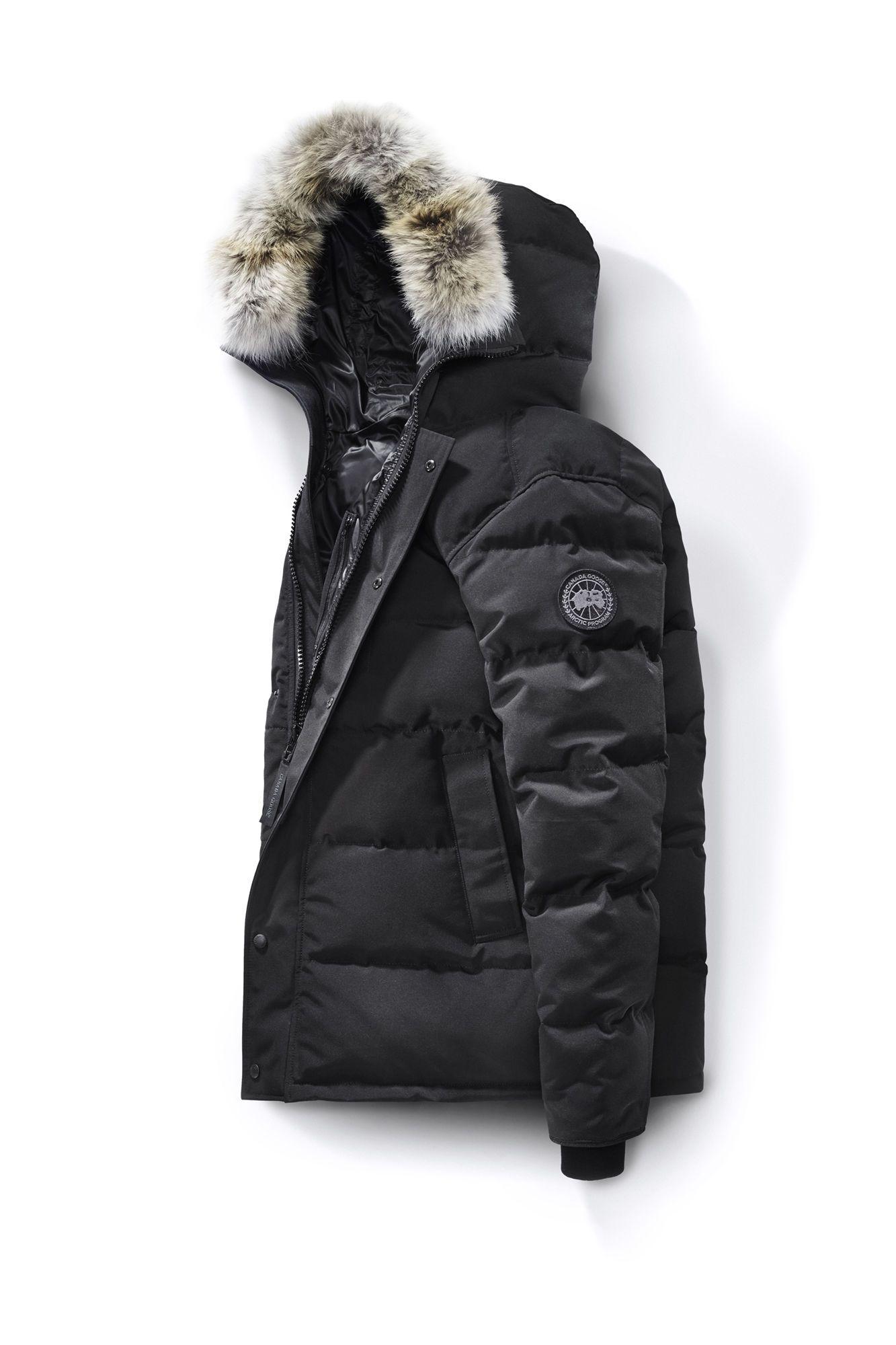 Carson Parka Black Label | Canada Goose | Canada goose black