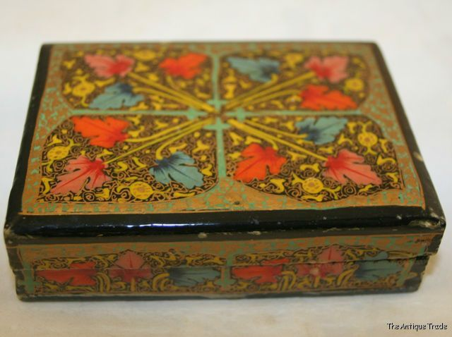 Chinese Small Black Lacquer Trinket Box Trinket Boxes Snuff Boxes Extraordinary Chinese Decorative Boxes