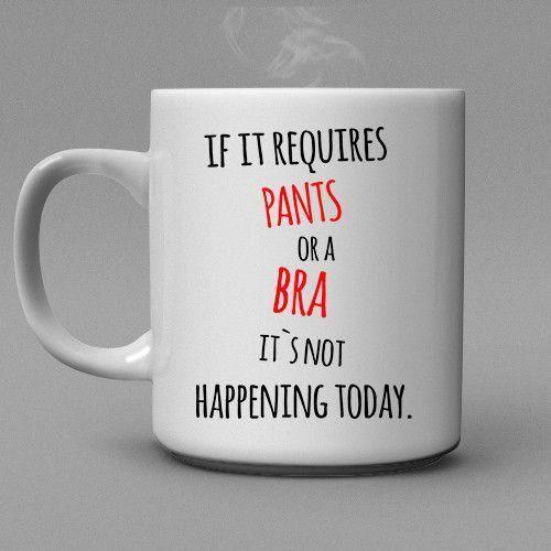 Wacky sense of humor-Mug