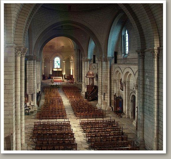 Cathédrale Saint Pierre Du0027Angoulême. Aquitaine