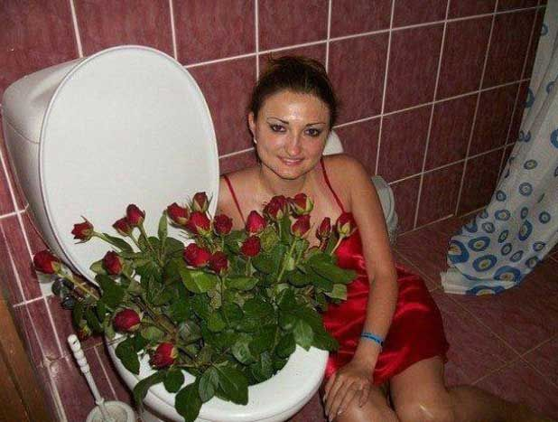 Toilette dating