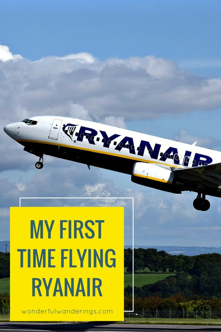 Was my first time flying Ryanair as horrible as I'd expected? Click to find out or pin and save or later.