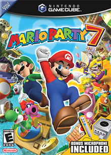Pin by Alyssa on My Video Game Collection | Mario party 7, Mario