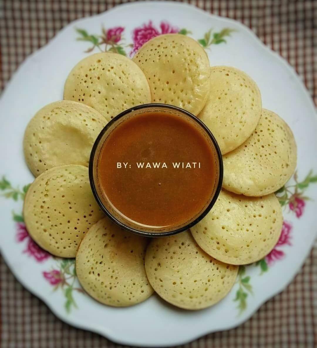 Karena Gak Punya Cetakan Serabi Jadi Ini Dicetak Pakai Cetakan Kue Lumpur Serabi Kinca B Food Traditional Cakes Food And Drink