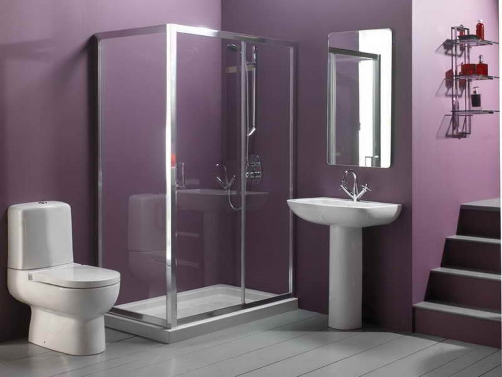 10 Purple Bathroom Ideas 2020 For Female And Male Purple Bathrooms Bathroom Decor Small Bathroom Decor