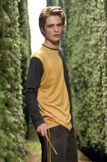 Cedric Diggory Robert Pattinson Cedric Diggory Harry Potter Movies Harry Potter Cast