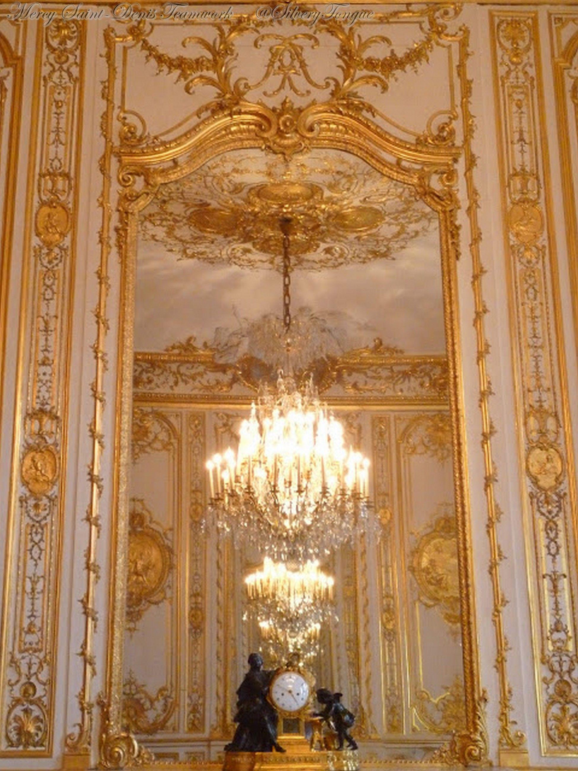 Chambre louis xvi chambre louis xvi with chambre louis xvi latest la visite du petit trianon - Chambre de commerce versailles ...
