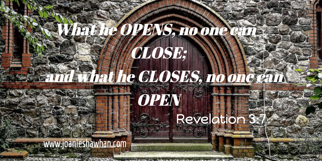 Day 27 100 Days To Brave When One Door Closes God Will Open Another Door When One Door Closes Outdoor Garden Arch