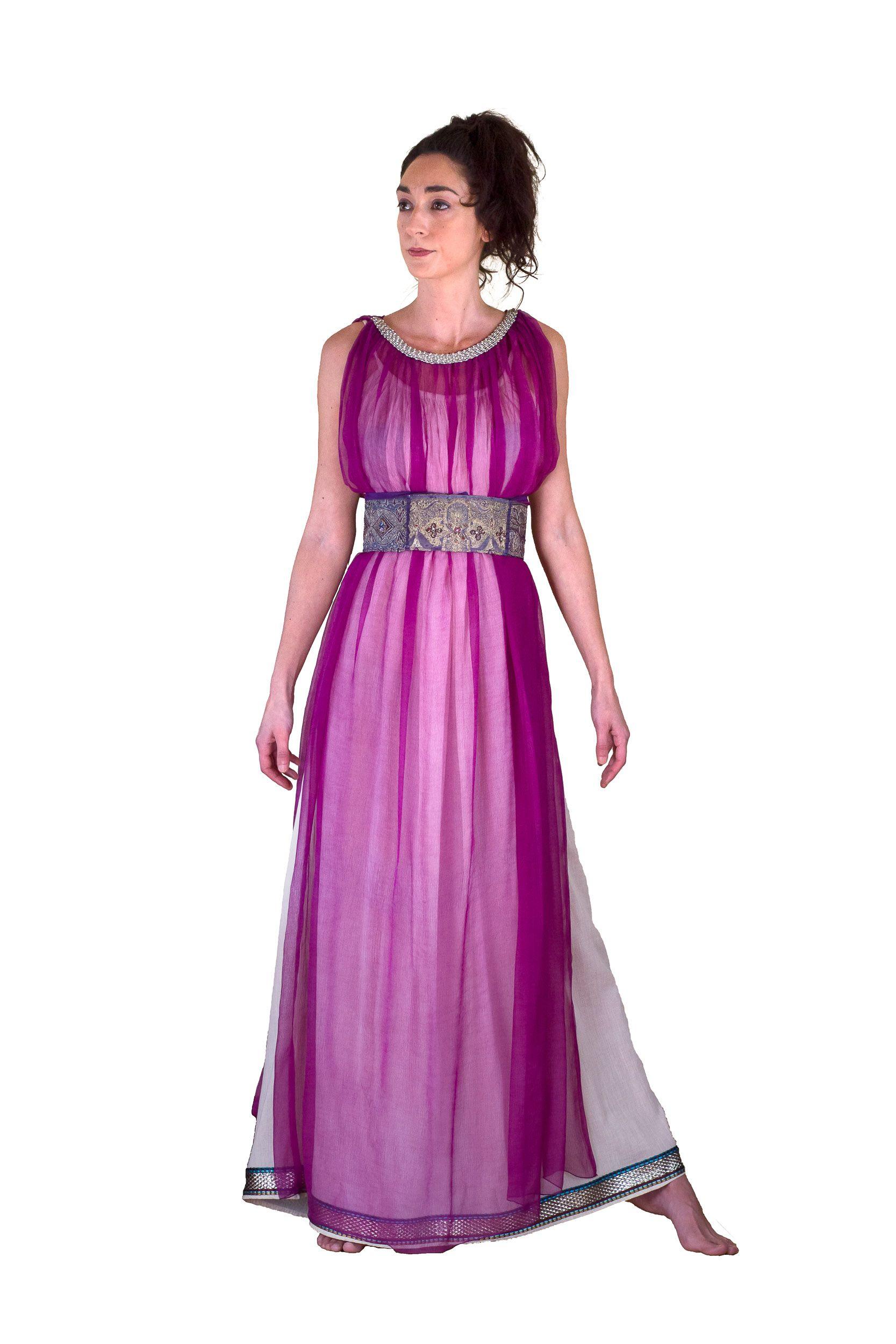 Vestimenta romana Galia | Disfraces | Pinterest | Pedreria, Gasa y ...