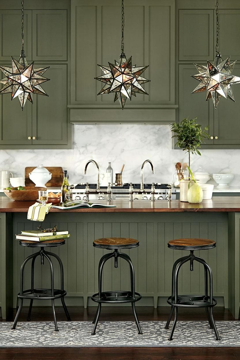 How to Choose the Right Stool Heights for Your Kitchen | Roggen ...