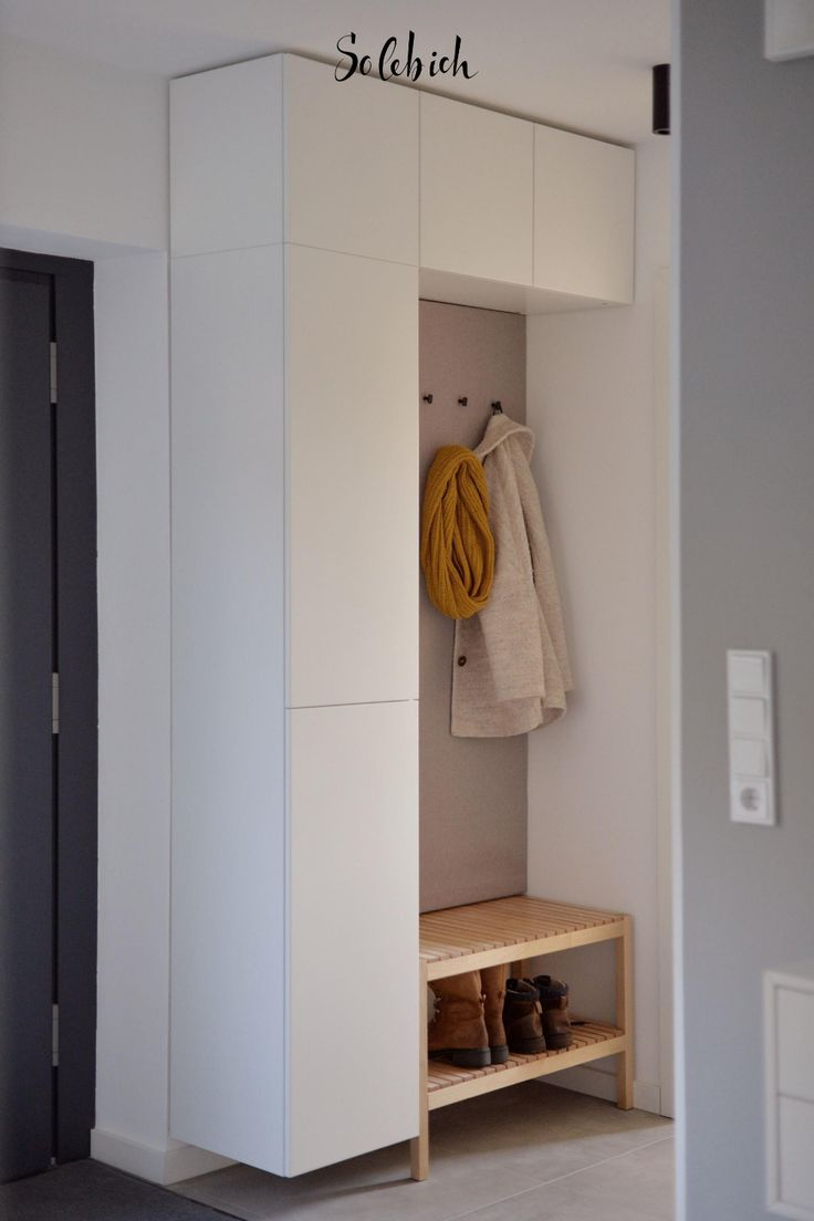 Photo of IKEA hack: storage space solutions like those made by a carpenter for the hallway & Co.