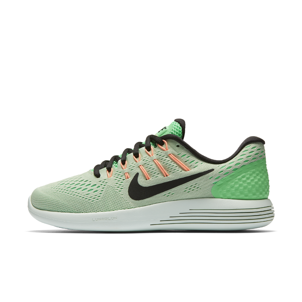 the latest f398a c7b1e Nike LunarGlide 8 Women's Running Shoe Size 10.5 (Green ...