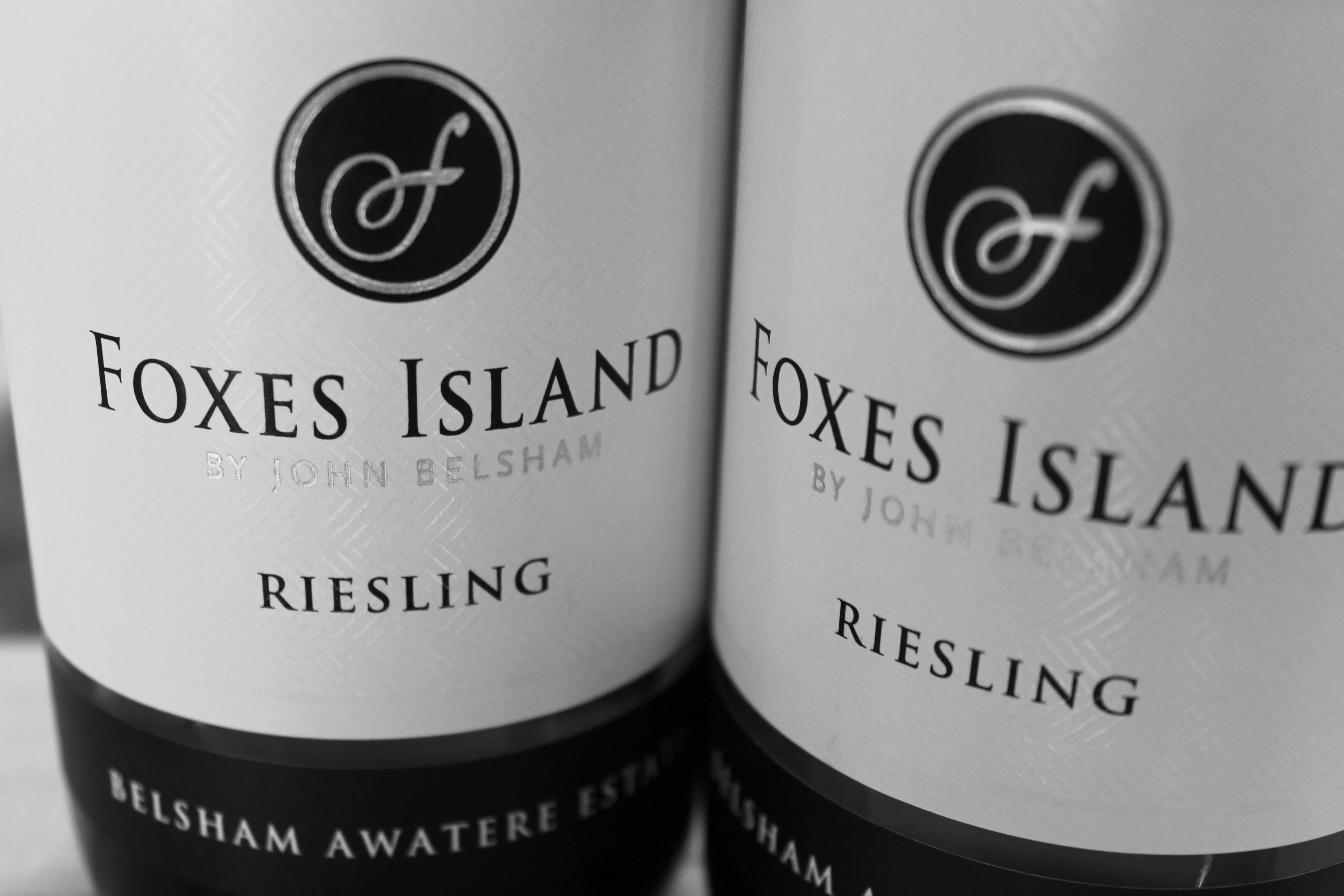 Foxes Island Riesling 2010 New Vintage Release www.foxes-island.co.nz
