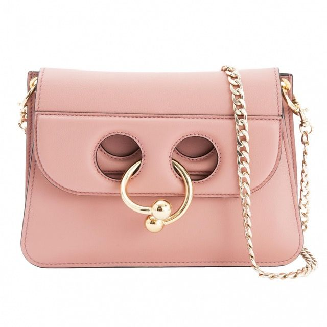 e8b03184fbad pink Plain Leather J.W. ANDERSON Handbag - Vestiaire Collective ...