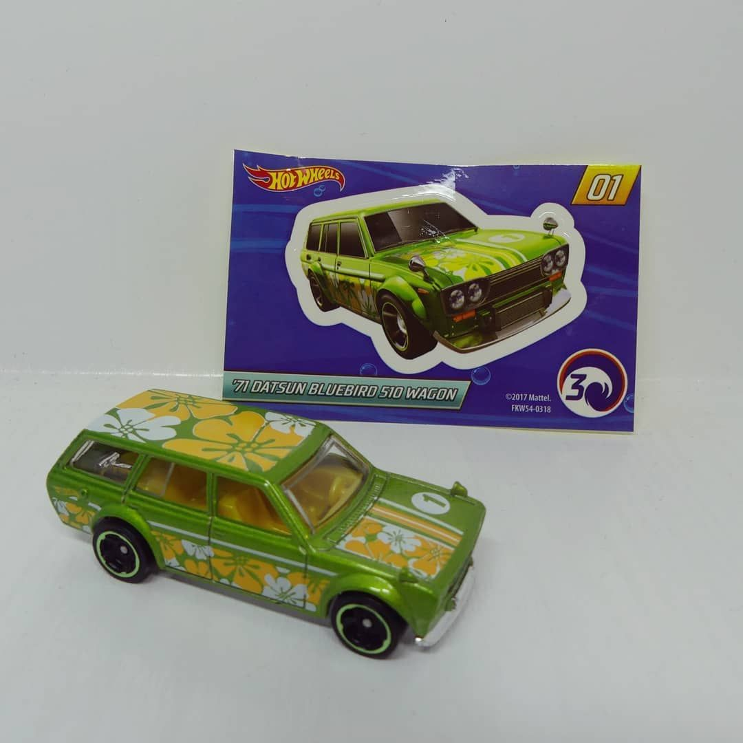 Hot wheels mystery models Datsun Bluebird 510 wagon #hotwheelsdaily #hotwheelscollector #hotwheelsdiecast #hotwheelsmysterymodels #hotwheelscollection #diecast #diecastcars #diecastcollector #zberatelia #zberatel #sberatelstvi #sendotube #toys #hracky #modelyaut #carmodel #cars #auto #auticka #164scale #164diecast #datsun #datsun510 #datsun510wagon