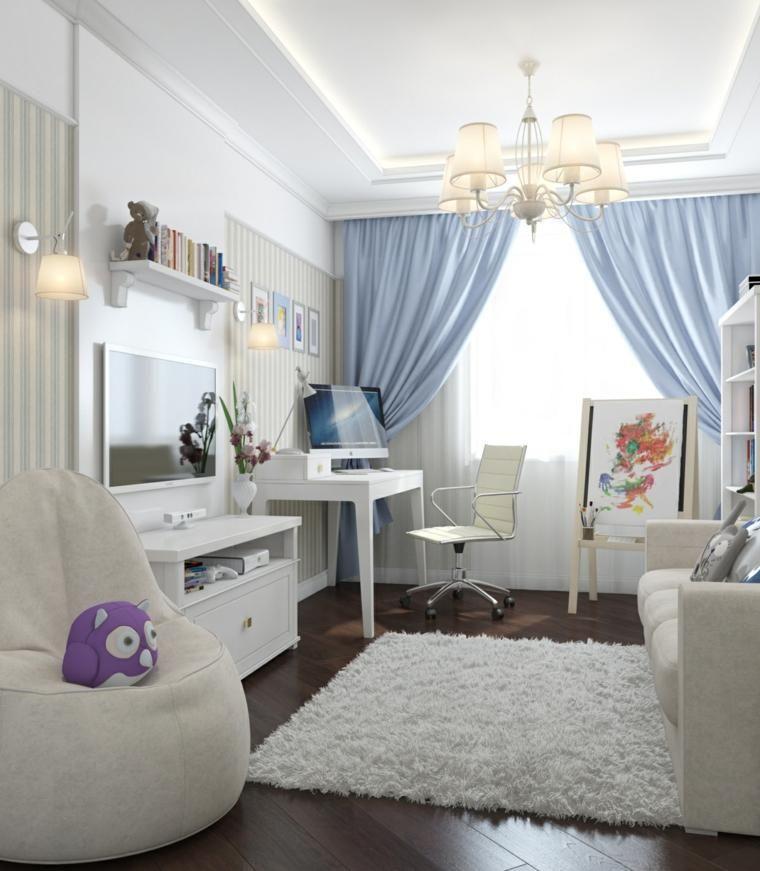 Kinderzimmer kleine Ideen und Designberatung homedesign