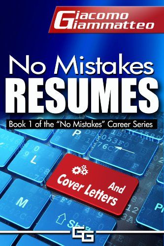 BESTSELLER! No Mistakes Resumes How to Write a R $099 - write resumes