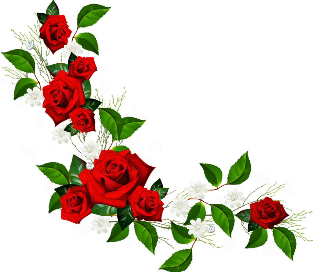 Flowers Border Clipart Png