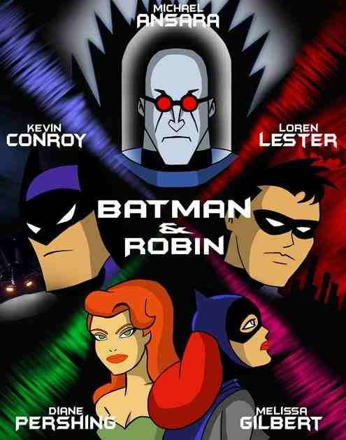 Batman Posters Animated Batman The Animated Series Batman