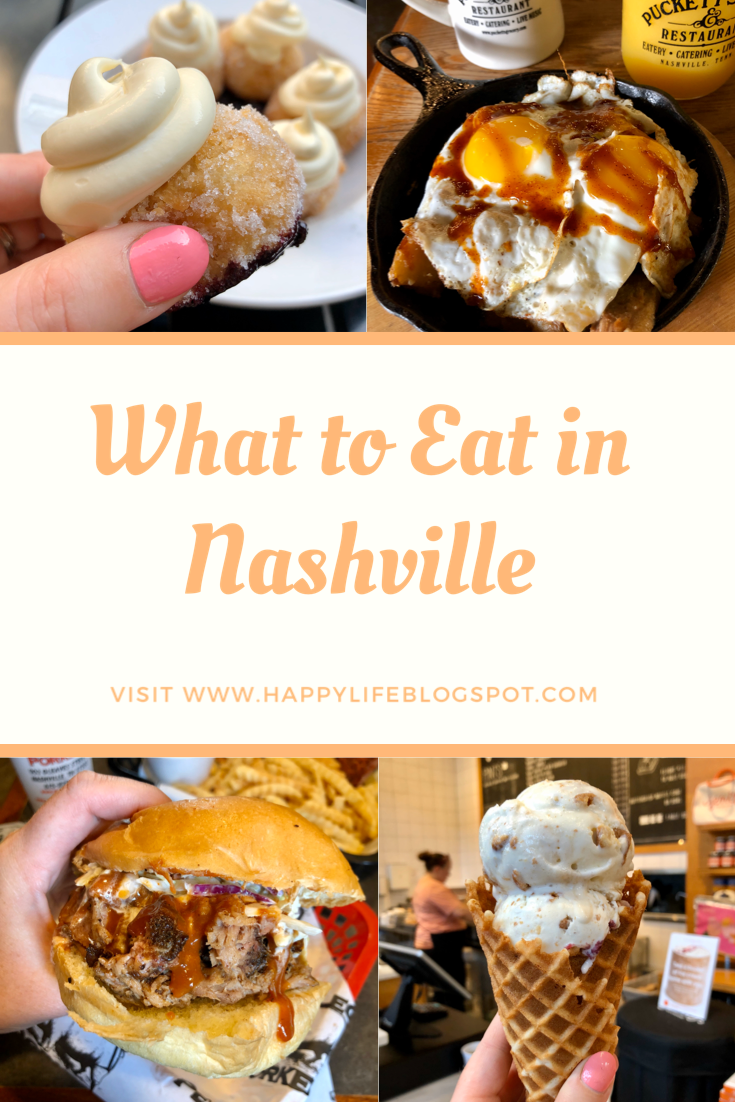 What To Eat In Nashville In 2020 With Images Eat Food