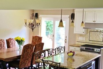 Split Entry Kitchen Remodel | Split -level Kitche - eclectic - kitchen - new york - by MFM Design ...