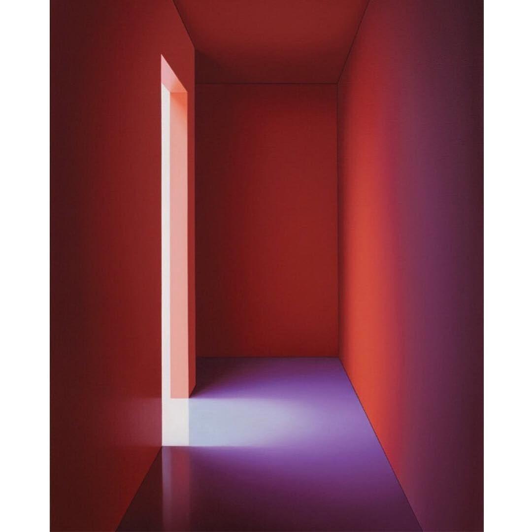 La Chambre Rouge Ii 2014 By Pierre Dorion Realism Pierredorion