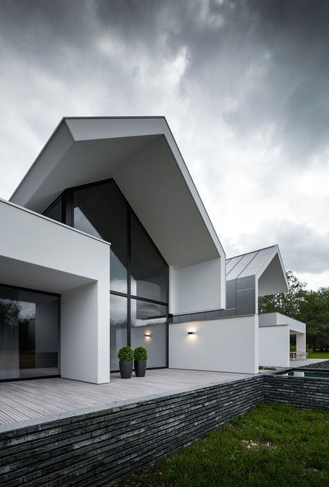 Project: Zwolle   Maas Architects on Behance   casa   Pinterest ...