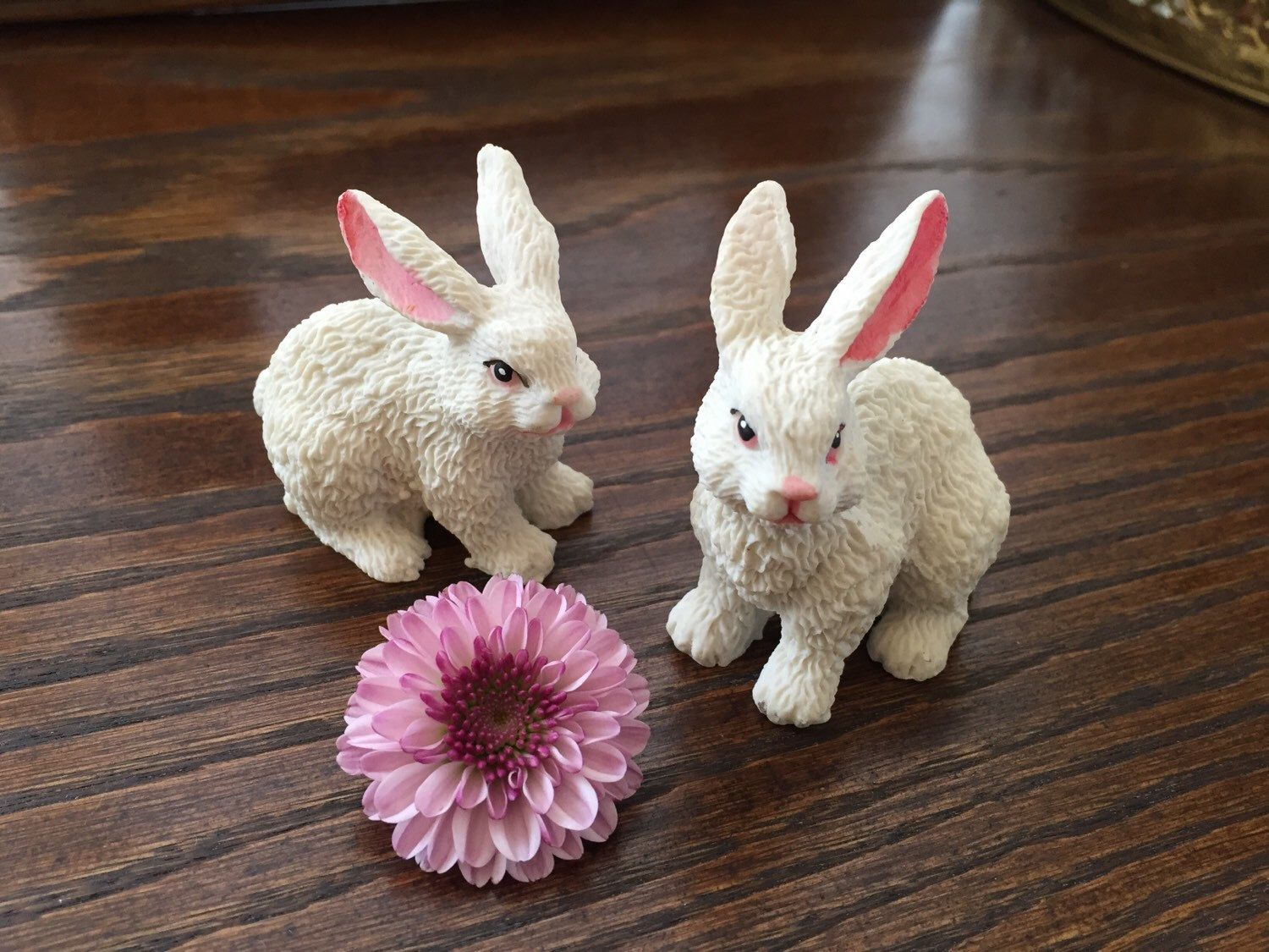 Vintage Bunny Tabbits ~ Pair ~ Easter by TheMintBoutique on Etsy https://www.etsy.com/listing/265086882/vintage-bunny-tabbits-pair-easter