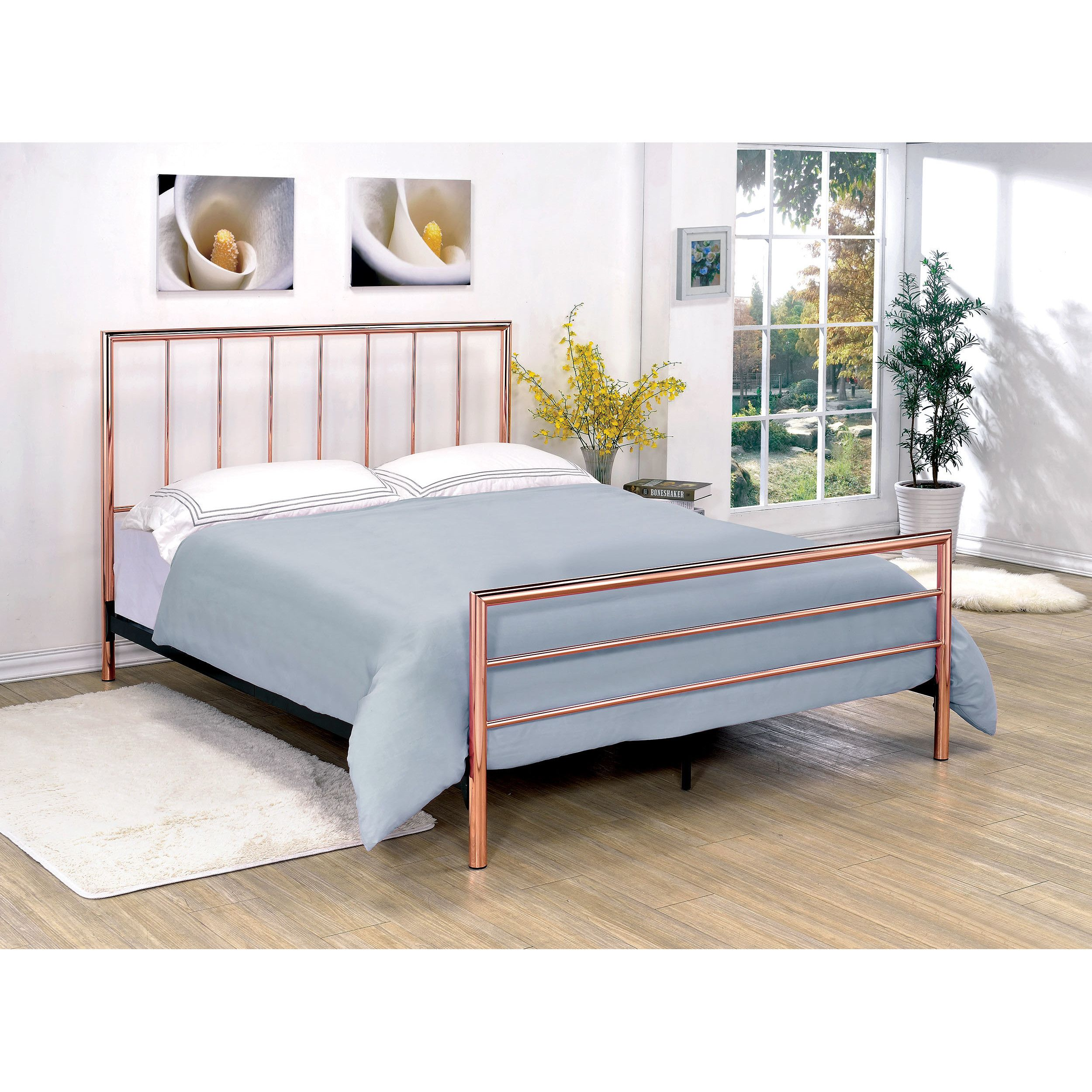 Mercer41 Tatum Panel Bed | Wayfair.ca | Namaste In Bed | Pinterest