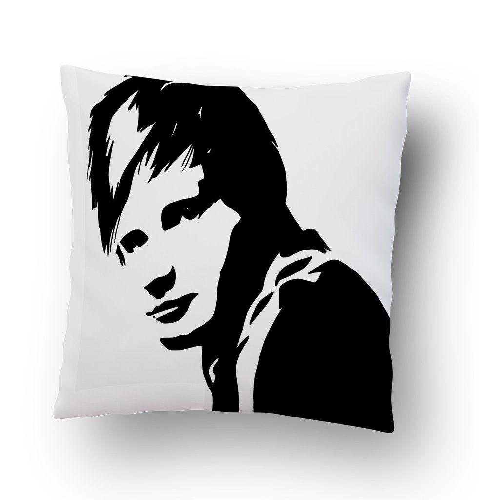 Ed Sheeran  Drawing 2 Pillow Cover