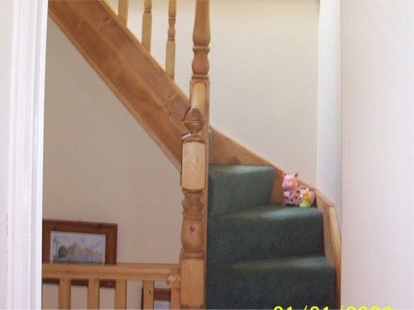 Stairs To Attic | Stairs Leading To Attic Conversion At Hillcrest, Lucan,  Co.