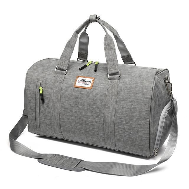 4d7e89b5e1 Fitness Gym Bag for Women Men Outdoor Sports Bags with Shoes Storage Handbag  Shoulder Crossbody Bags Travel Duffle Bolsa XA571YL