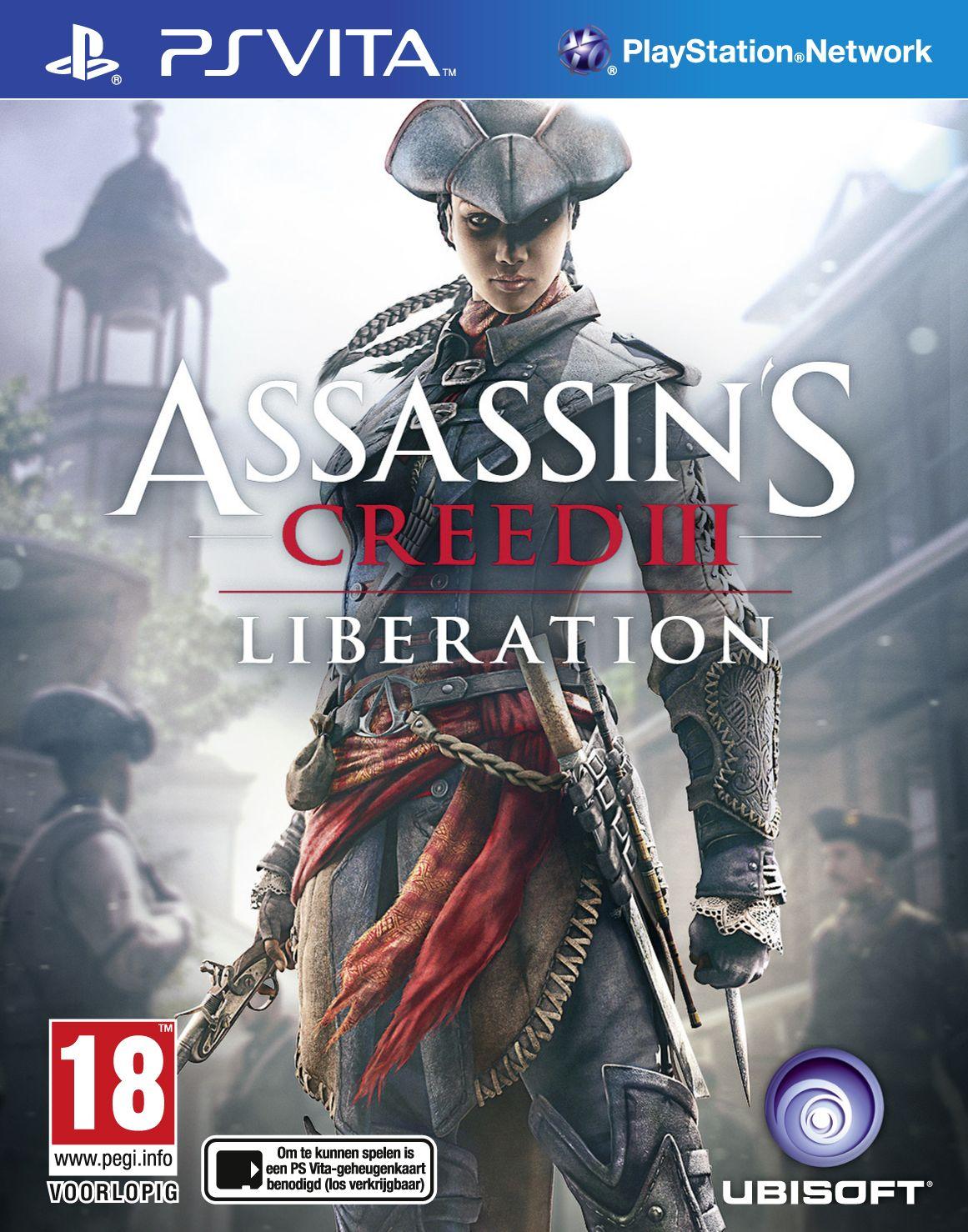 Acl Vita Assassins Creed Spel Geheugenkaart