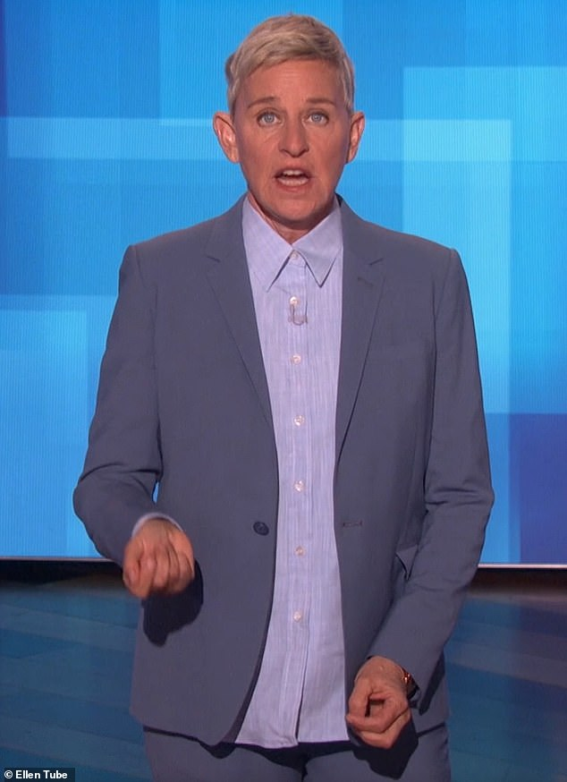Ellen Degeneres Called The Meanest By Former Fans And Employees Ellen Degeneres Degeneres Comedians