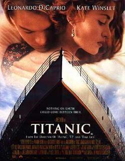 Titanic (1997) de James Cameron