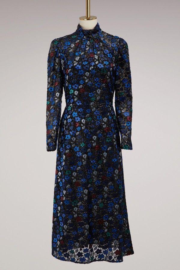 Long Sleeve Dresses, Sleeved Dress, Prada, Cloths