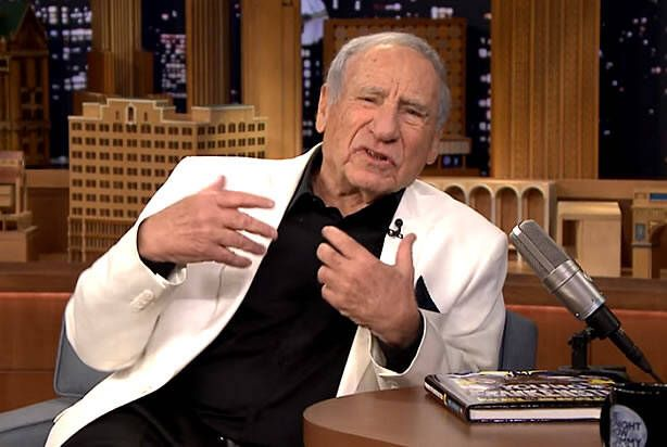 """Mel Brooks mourns Gene Wilder on """"The Tonight Show"""": """"He was such a wonderful part of my life"""" - http://www.salon.com/2016/08/31/mel-brooks-mourns-gene-wilder-on-the-tonight-show-he-was-such-a-wonderful-part-of-my-life/"""