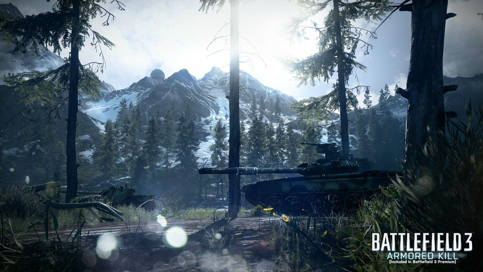 battlefield 3 armored kill dlc images Battlefield 3, Ea