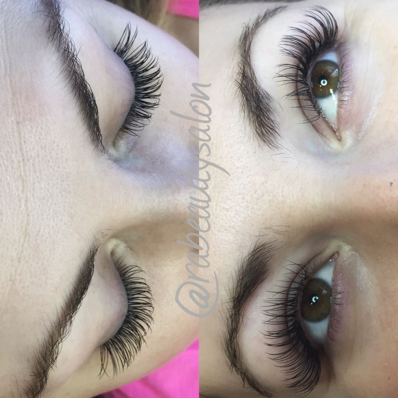 8251d14b563 D curl classic lash extensions. | Lashes and Nails | Lash extensions ...