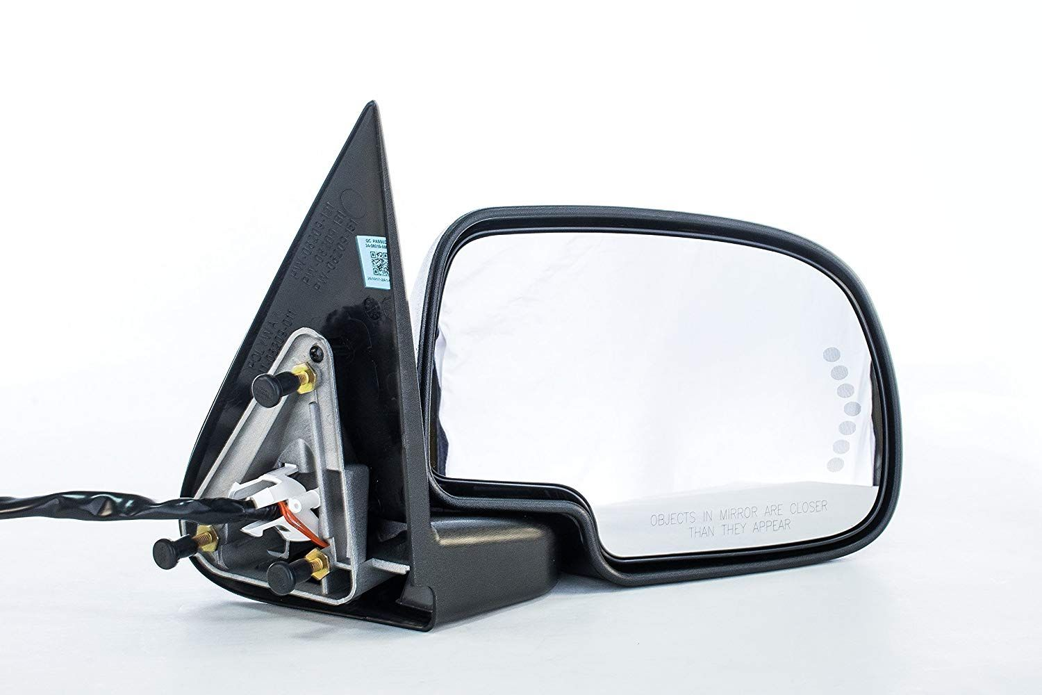 Right Passenger Side Door Mirror Heated PowerFolding for