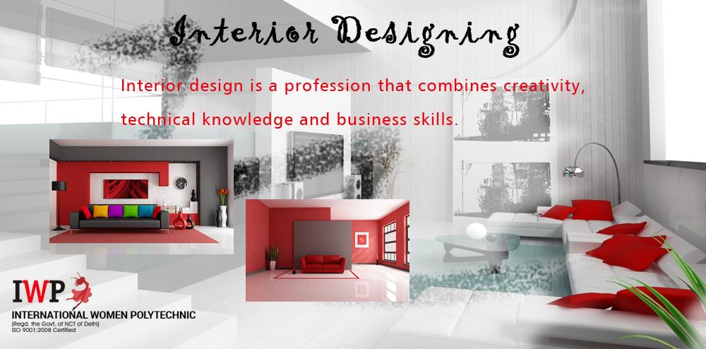Interiordesign Is A Profession That Combines Creativity