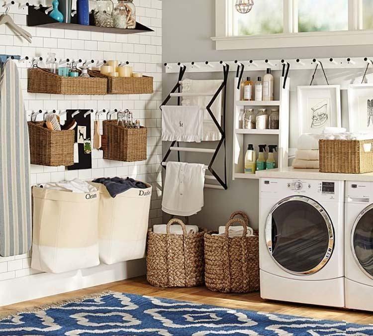 Photo of 37 Erstaunlich clevere Möglichkeiten, Ihre Waschküche zu organisieren – Besten Haus Dekoration