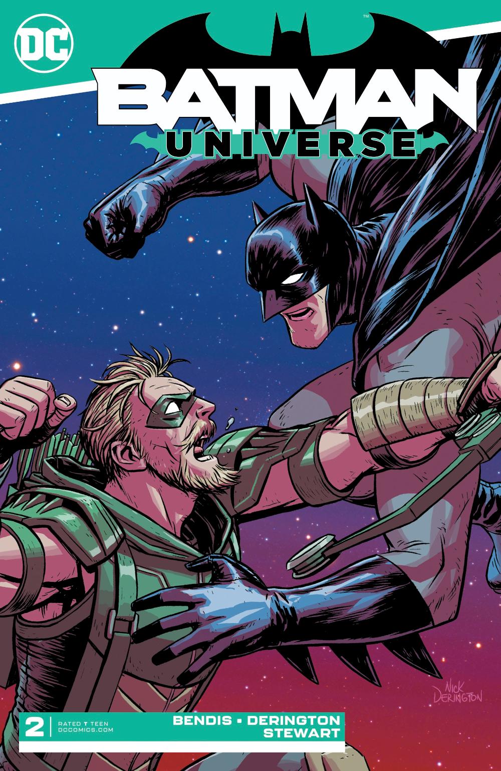 Batman Universe Issue 2 Read Batman Universe Issue 2 Comic Online In High Quality Batman Universe Batman Dc Comics Art