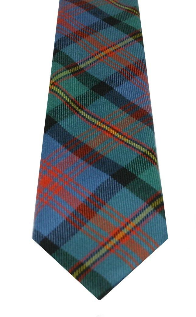 MacLennan Ancient Tartan Tie - Lochcarron of Scotland
