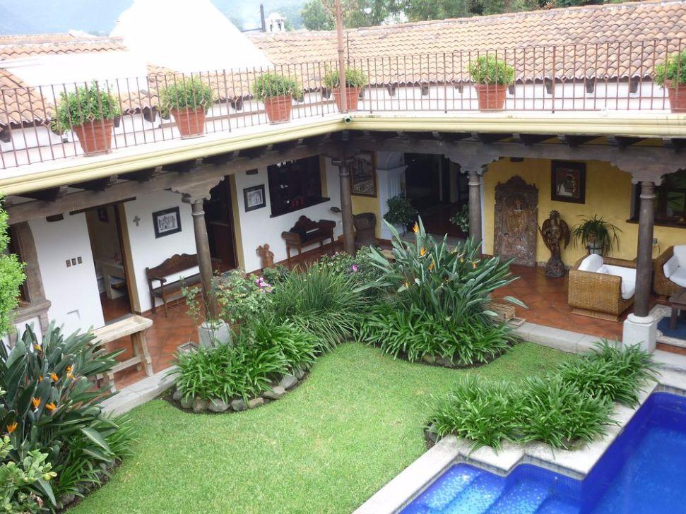 Casas bonitas de guatemala