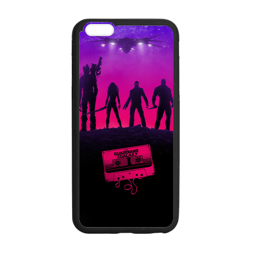 Guardians of the Galaxy Poster Case for iPhone 6 Plus