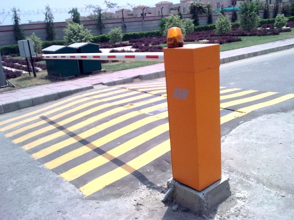 """Amazing Price Auto Access Control Parking Barrier Gate , Cars parking lot  arm gate ."""" 