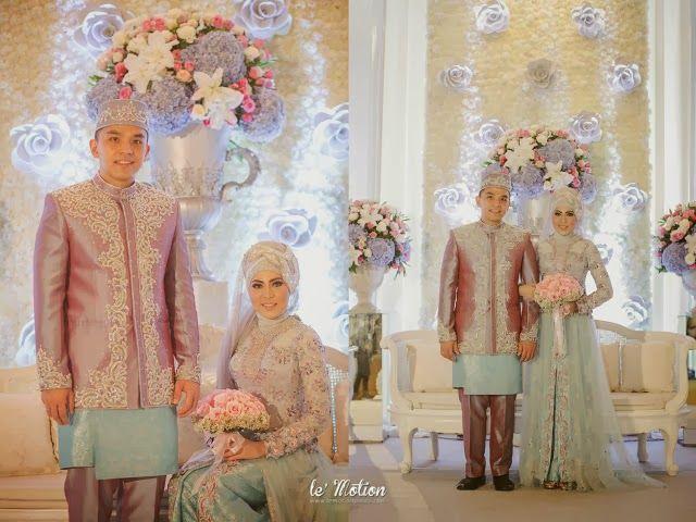 Kebaya Modern Untuk Pernikahan Baju Pengantin Muslim Hd