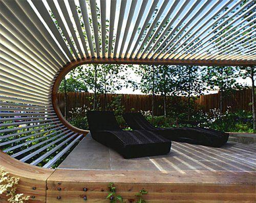 Sitzplätze - Konzepte brillanter Gartenarchitektur Der ultimative - gartenarchitektur